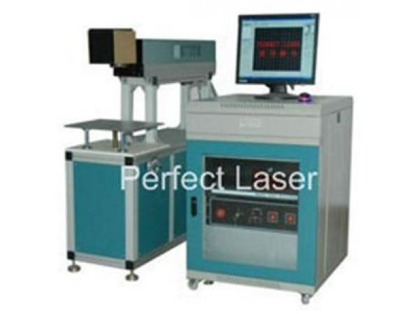 Газовый СО2 лазерный гравер-маркиратор PEDB-C60A