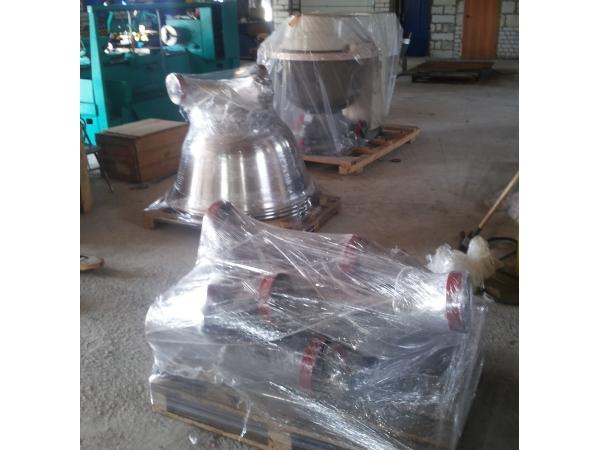 Тестомес на 330 литров с дежой из нержавеющей стали.