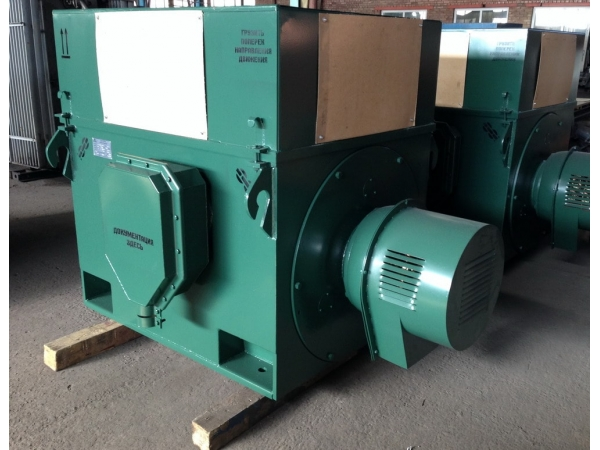 Высоковольтный асинхронный электродвигатель АК4