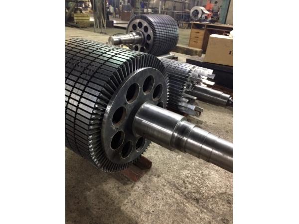 Высоковольтный асинхронный электродвигатель А4