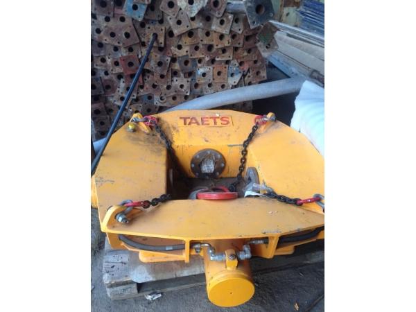 Taets оборудование для обрубки свай