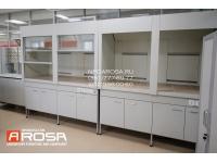 Шкафы вытяжные ШВ, Ароса лабораторная мебель и оборудование
