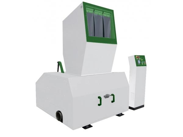 Дробилка для переработки полимерных отходов