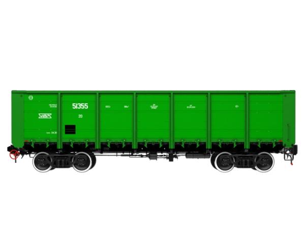 Полувагоны модели 12-132 (2019г)