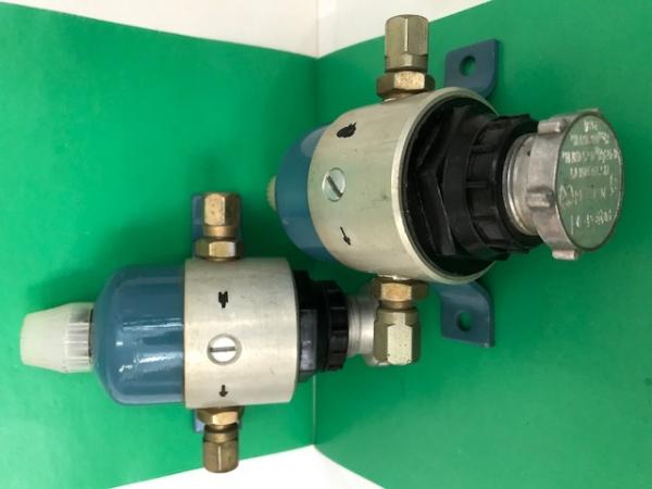 Редуктор давления с фильтром рдф-3-1, рдф-3-2, рдф-4