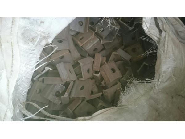 Скоба упорная стальная (цп369.301)