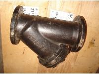 Фильтр магнитный фланцевый чугунный ФМФ-150 Ду150