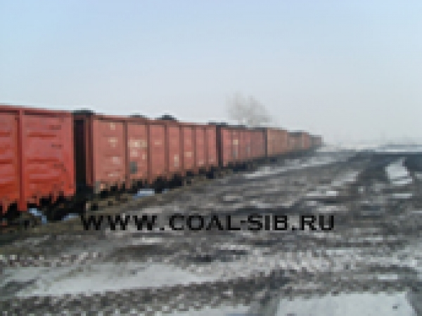 Поставки  бурого и каменного угля на экспорт.