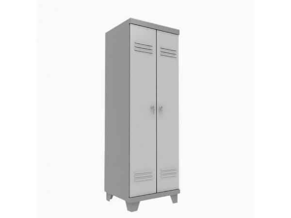Шкаф Раздевалочный металлический