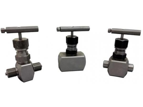 Клапан запорный игольчатый Ду15, Ру 40МПа, муфта-муфта(аналог 15с67бк)