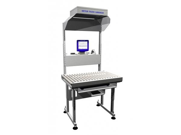 Устройства для измерения габаритов палет и посылок