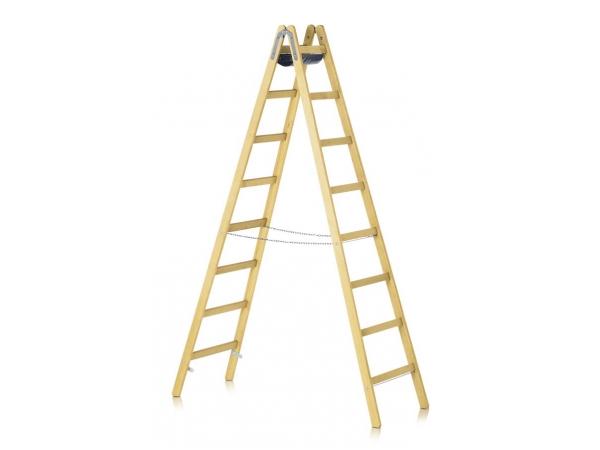 Поставка: Деревянные лестницы и стремянки (пр-во Германии).