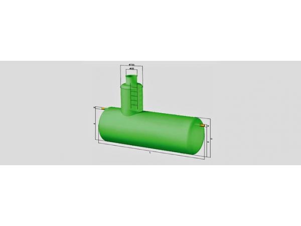 Бензомаслоотделители для очистных сооружений и очистки сточных вод