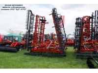 Культиваторы сплошной обработки КСО от 4,8 до 14 метров