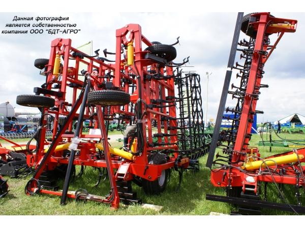 Культиваторы широкозахватные универсальные КШУ от 4,8 до 14 метров