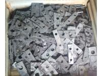 Молотки (ножи, бичи) дробилки 150х50х10 ст. 65Г (АВМ и ВДМ)