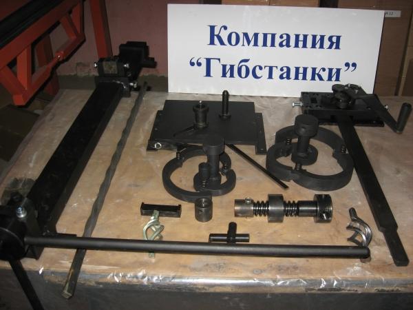 Кузнечное оборудование  холодной ковки из 4-х станков КАРО-Универсал