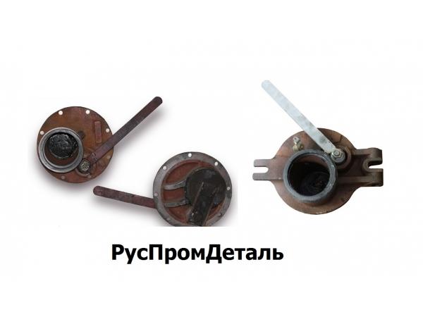 Задвижка ассенизаторская. Лючок приемный АНМ-53. ИЛ-980А