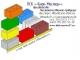 Стеновой пескобетонный блок
