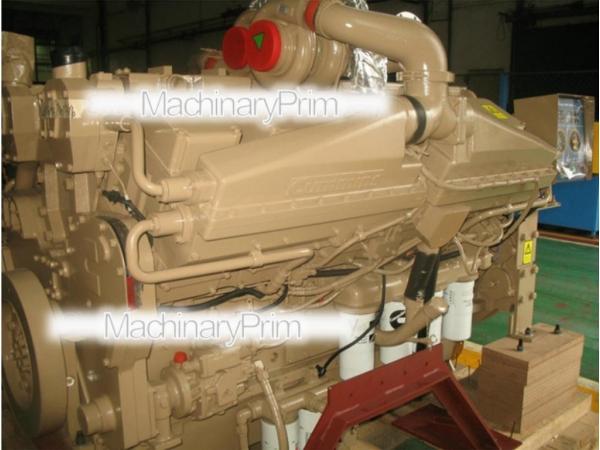 Двигатель Cummins KTA38-M