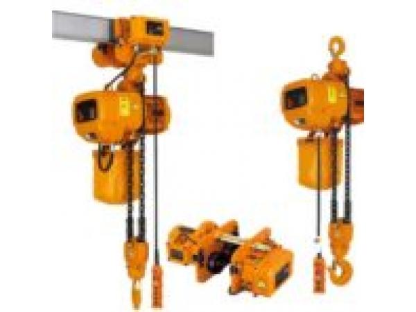 Тельфер электрический цепной DHS-A