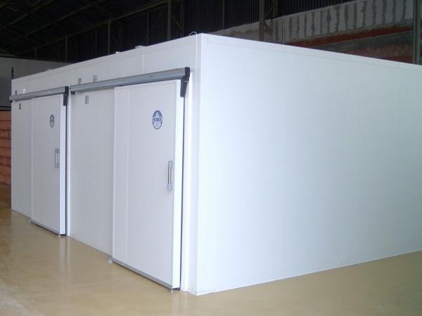 Холодильная камера 31.76м3 ппу100 Новая Вналичии