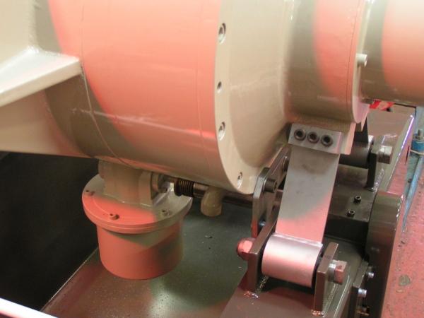 Комплектующие и оснастка для испытаний двигателя