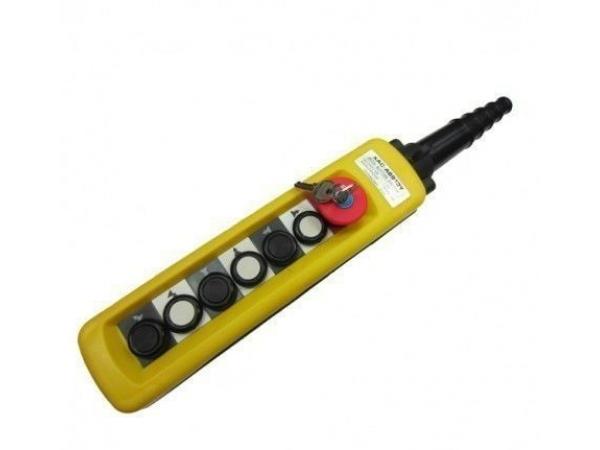 Пульты управления ХАС 6 кнопок: ХАС-А6713К и ХАС-А6913К