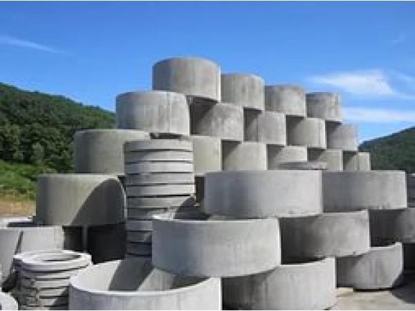Кольца жби бетонные