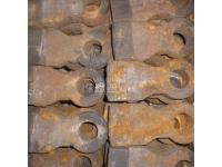 Отливки из стали, било из 110Г13Л