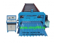 Оборудование для производства профнастила С21,Китай 2018