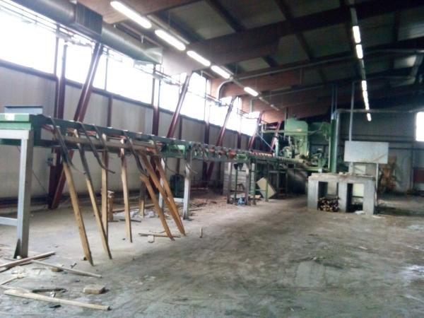 Продаем линию лесопиления CANALI