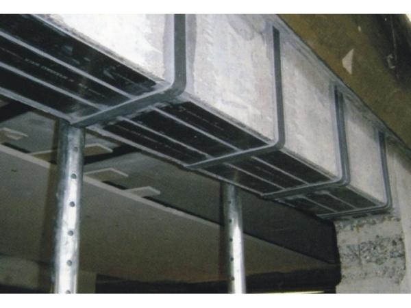 Система внешнего армирования CarbonWrap углеродная лента