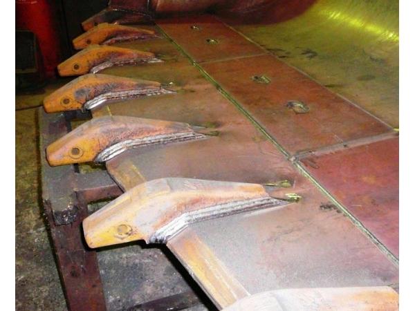 Запасные части из износостойких сталей