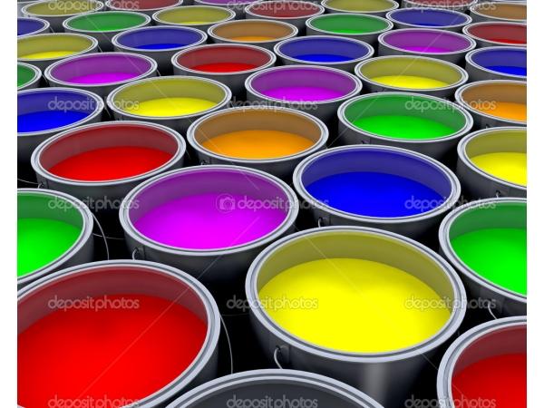 Краска  контактирующая с питьевой водой и химически агрессивными среда