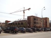 Строительство и реконструкция промышленных объектов.