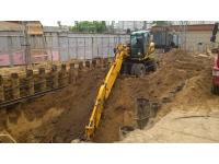 Песок строительный, карьерный, намывной с доставкой СПб