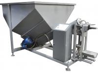 Оборудование для фасовки в клапанные мешки