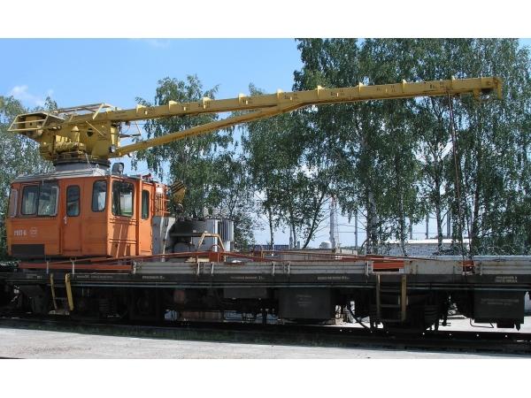 Мотовоз погрузочно-транспортный МПТ-6
