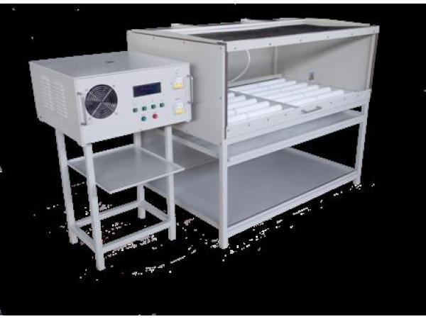 Автоматизированное зарядно-разрядное  устройство АЗР-20А-80В