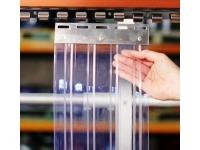 Ленточные завесы в холодильные камеры и склады.