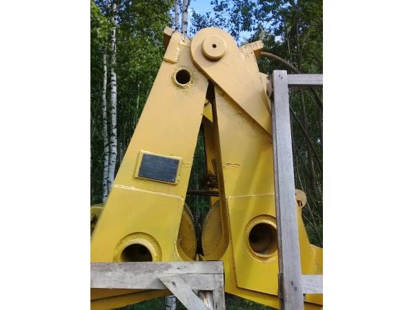 Грейфер проекта 2757 ( бутовый), для КПЛ 5-30