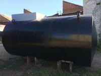 Резервуары стальные горизонтальные (РГСН) от производителя