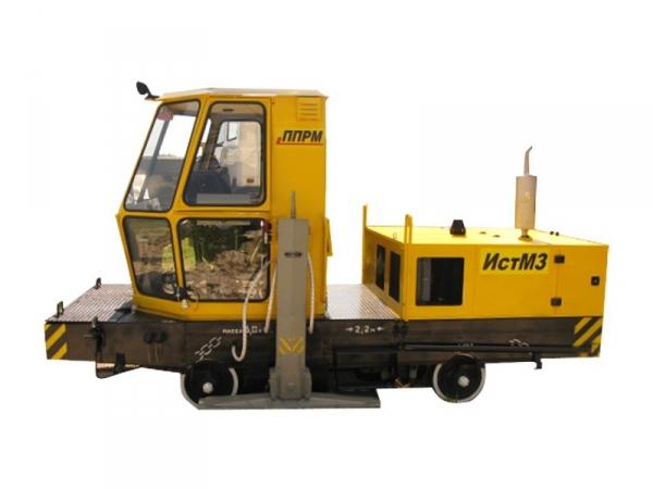 ППРМ путевая подъёмно-рихтовочная машина