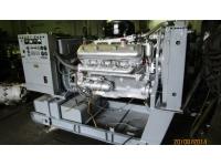 Дизель-генераторы (электростанции) от 10 до 500 кВт,  с хранения, без