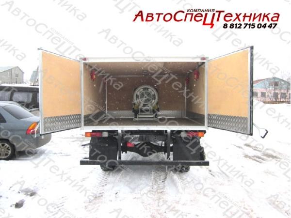 ГАЗ-33081 Егерь-2 - для перевозки взрывчатки