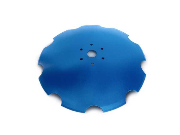 Диск зубчатый БДМ «Ромашка», диск 560х6 для сельхозтехники