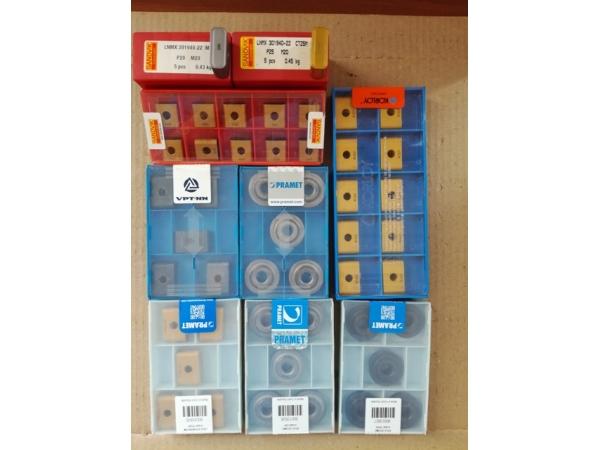 Продам Резцы пластины твердосплавные LNUX(LNMX) 301940