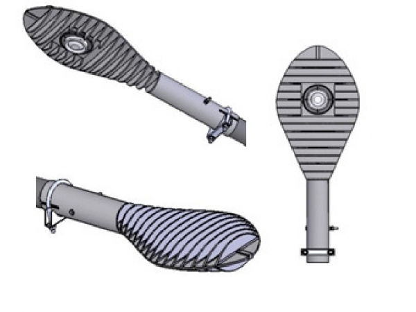 Уличный светодиодный светильник LS-130