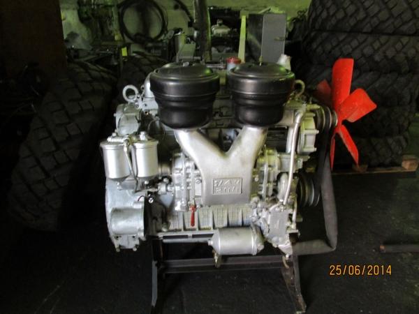 Двигатели ЯАЗ-204 (ЯАЗ-206) и запчасти